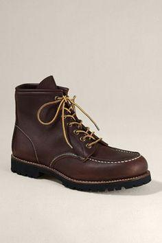 Leather workboot