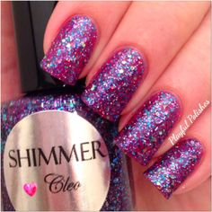 Shimmer Polish- Cleo