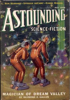 Astounding Science Fiction – (Oct 1938) | Explore LEGO Dog's… | Flickr - Photo Sharing!