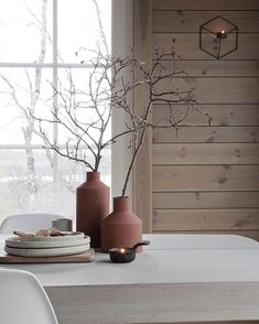 Cold outside, Cosy inside. Scandinavian Garden, Scandinavian Living, Scandinavian Design, Norway Design, Cabin Interiors, Interior Stylist, Make Design, Winter Garden, Modern Interior