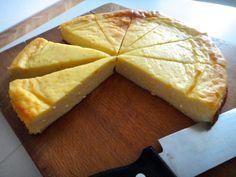 zdravý talíř: Pomerančový jogurtový cheesecake