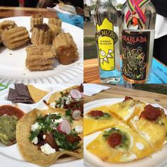 Latino Feast @comidafest churros arepas tacos Pisco #comidafest #brazilian #colombian #mexican #peruvian