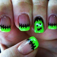 Franken-nails.