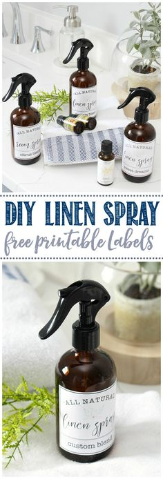 Diy cleaners 95208979608245737 - The best DIY room and linen spray with cute free printable labels. Lots of great tips and tricks for using them too! Source by thediymommy Deep Cleaning Tips, Green Cleaning, Cleaning Hacks, How To Remove Kitchen Cabinets, Linen Spray, Simple Life Hacks, Diy Cleaners, Printable Labels, Free Printables