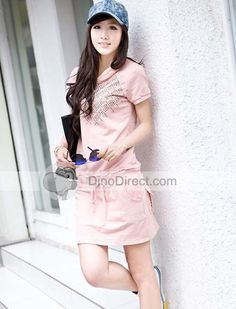 fc40072a0a Fashion Short Sleeve Hooded Cotton Women Suit