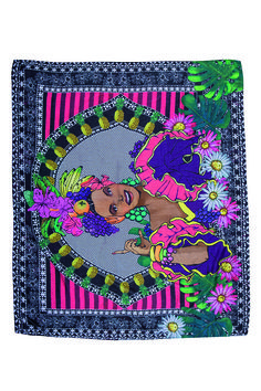boutique flirt - Agua Bendita Bendito Palenquera Scarf, $149.00 (http://www.boutiqueflirt.com/agua-bendita-bendito-palenquera-scarf/)