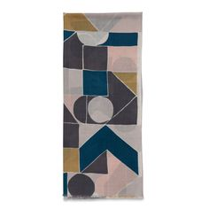 Muster Wool Scarf w/Fringe | Città