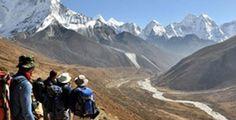 Everest base camp trekking in Nepal. http://www.boundlessadventure.com/destination/nepal/trekking-in-nepal/itinerary/everest-base-camp-trekking