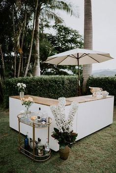20 Classy Spring Garden Decor Ideas For Wedding 2019 Hamptons Party, Die Hamptons, Hamptons Wedding, Bali Wedding, Dream Wedding, Spring Wedding, Small Garden Wedding, Garden Party Wedding, Sky Garden