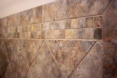 Bath wall tile in Cerdomus Porcelain Tile, color Sandstone | Flickr - Photo Sharing!