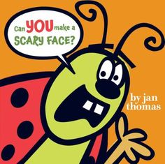 Can You Make a Scary Face: Our theme was Bugs and our early literacy skill was letter knowledge (7/8/14)