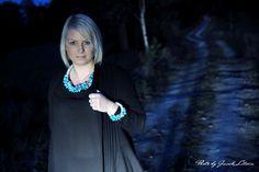 LAZUROWE WYBRZEŻE  Modelka & Make up: Katarzyna Rostkowska Fot. Jacek Litwin