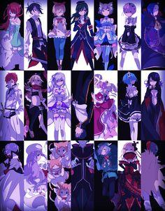 Re:Zero Characters