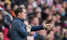 Frank de Boer was na afloop van de wedstrijd tegen sc Heerenveen (1-4) zeer tevreden over zijn spelers. Volgens hem zag Ajax er fris uit en speelde het team goed