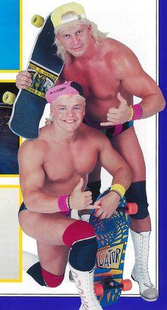 Dynamic Dudes - NWA Wrestling Wrap-Up [November... - WCW WorldWide