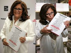 moments from the SFA book signing and from her now famous interviews...