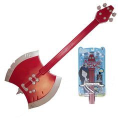 Adventure Time Marcelines Axe Bass Guitar