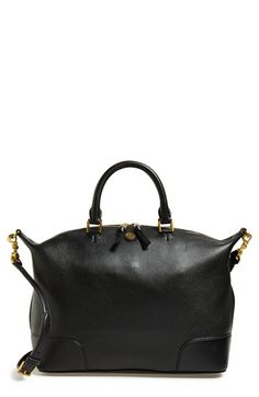 Tory Burch 'Frances' Slouchy Leather Satchel available at #Nordstrom