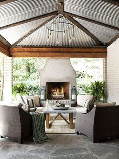 Here are the Outdoor Living Spaces Design Ideas With Fireplace. This post about Outdoor Living Spaces Design Ideas With Fireplace … Gazebo, Patio Pergola, Patio Seating, Backyard Patio, Pergola Kits, Pergola Ideas, Patio Awnings, Porch Ideas, Cheap Pergola