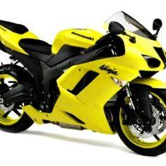 yellow kawasaki ninja | 2010 Kawasaki Ninja 636 ZX 6R Motorcycle Reviews, Specifications …