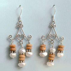 Chandelier Earrings - DIY Craft Project Instructions