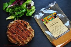 R'n'G Kitchen: Burgery wieprzowe pav bhaji