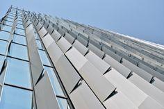 Kengo Kuma TONETSU Building Detail