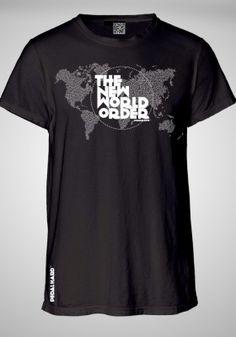 the new world order!!! Mandan las bicis... Encontrado en junglenow.com. Me la compro...