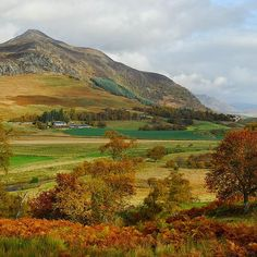 A stunning photograph of the Spey Valley in Scotland by photographer John Kelly.