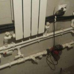 Работы электрика и сантехника фото