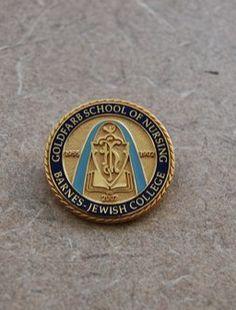 Nursing Pins, Personalized Items, School, Pocket