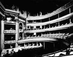 French Opera House, home of many early carnival balls