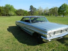 Just one of the really nice rides they have on this site . Please go by and check them out . 1964 Ford, Best Sites, Vintage Cars, Really Cool Stuff, Nice, Vehicles, Check, Car, Nice France