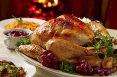 Free turkey dinner at Claire's Cafe & Art Gallery on Thanksgiving Eve starting at 10 am. Don't miss out.
