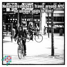 With NYC as your campus, the filming opportunitiiies are nearly endless! Apply today! #NYCFilm #NYChttp://bit.ly/1H4I6lH