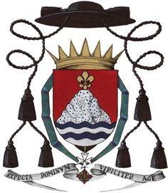 Prelatial Coat of arms