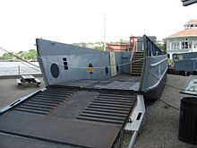 "Here are some images of Trumpeter's 1/35 scale  WWII US Navy LCM (3) Landing Craft From Wikipedia"" The Landing Craft Me..."