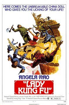 Angela Mao: Lady Kung Fu