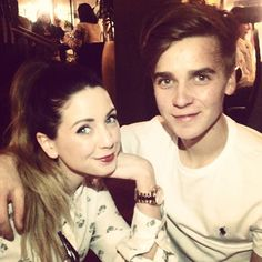 Zoe + Joe| Cutest siblings ever!!
