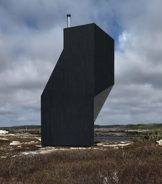 Tower Studio, Shoal Bay, Newfoundland by Saunders Architecture