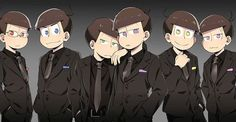 Shared by Robin. Find images and videos about osomatsu san on We Heart It - the app to get lost in what you love.