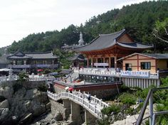 Busan, South Korea - 8/11 - Yungungsa Temple