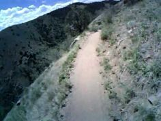Apex Trail (3.1 miles / exposed, steep trail at times, with views of Denver and Golden) at Apex Park. Jefferson County Open Space. 697 acres. 9.5 trail miles. 18301 West Colfax Avenue, Golden, CO. Colorado. Horseback riding. Mountain Biking. Hiking. Historical point of interest. Restrooms. Picnic tables.