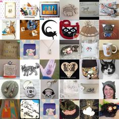 What's New Pussy Cat? This Treasury is just for the kitty mum's and dads out there! All items made by our fantastic Crafties 🐱🐱🐱… Cat Products, Whats New, Lush, Photo Wall, Dads, Kitty, Create, Handmade, Instagram