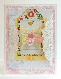 idea for use of a doily