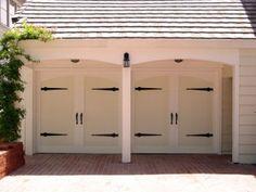 carriage doors