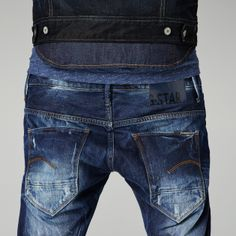 G-Star RAW - Arc 3d Slim - Men - Jeans