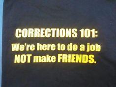 Corrections 101