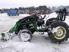John Deere 4320 tractor salvaged for used parts. This unit is available at All States Ag Parts in Black Creek, WI. Call 877-530-2010 parts. Unit ID#: EQ-25420. The photo depicts the equipment in the condition it arrived at our salvage yard. Parts shown may or may not still be available. http://www.TractorPartsASAP.com