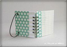 Libreta de notas lista para regalar!! Office Supplies, Notebook, The Notebook, Exercise Book, Scrapbooking